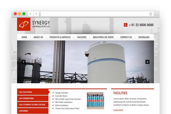 Synergy Air Products